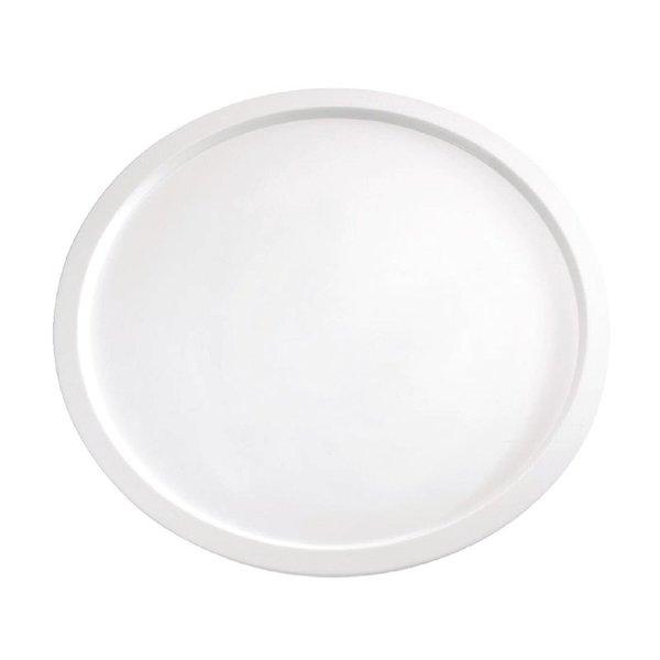 APS APS Pure melamine serveerschaal wit 38cm