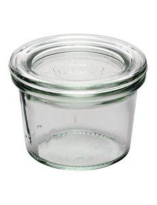 APS Weckpot glas 8cl   Ø6xH5.5cm.   12 stuks