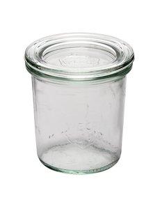 APS Weckpot glas 14cl | Ø6xH7cm. | 12 stuks