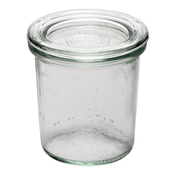 APS APS Weckpot glas 14cl | Ø6xH7cm. | 12 stuks