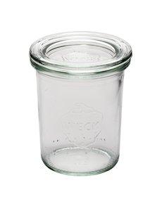 APS Weckpot glas 16cl | Ø6xH8cm. | 12 stuks