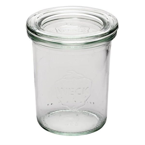 APS APS Weckpot glas 16cl | Ø6xH8cm. | 12 stuks