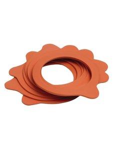 APS Weckpot rubberen afdichtring voor GH390 | 10 stuks