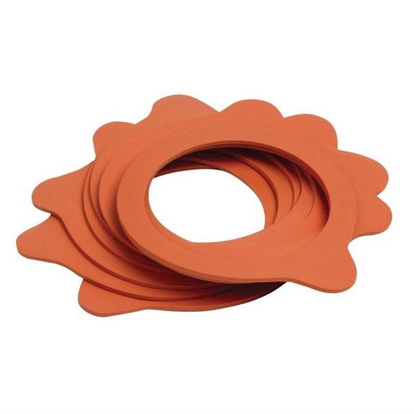 APS APS Weckpot rubberen afdichtring voor GH390 | 10 stuks