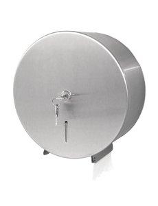 Jantex Jantex RVS jumbo toiletroldispenser