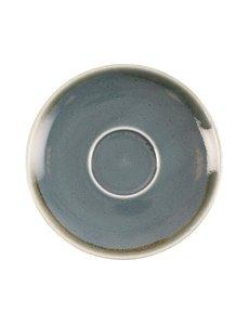 Olympia Kiln cappuccino schotels blauw Ø 14cm | 6 stuks