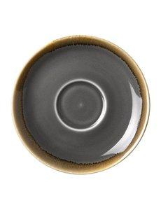 Olympia Kiln cappuccino schotels grijs 14cm | 6 stuks