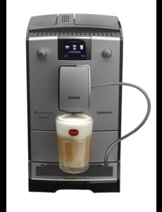 Nivona CafeRomatica 769 Espressomachine met Bluetooth | Silver Line / Chroom