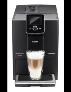 Nivona CafeRomatica 820 Espressomachine | Mat Zwart /  Chroom