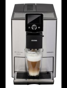 Nivona CafeRomatica 825 Espressomachine met Bluetooth | RVS / Chroom