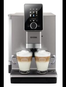 Nivona CafeRomatica 970  Espressomachine met Bluetooth | Titanium  / Chroom