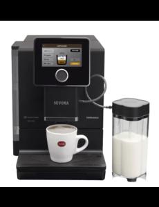Nivona CafeRomatica 960 Espressomachine met Bluetooth | Mat Zwart  / Chroom