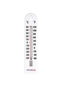 Hygiplas Muurthermometer | -40°C tot +50°C.