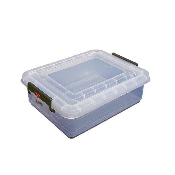 Araven Araven Voedselcontainer met deksel 40 liter | 23(h)x53(b)x40(d)cm