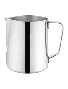 Olympia Melkkan 1 liter | Hoogglans RVS