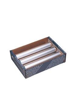 Wrapmaster Aluminiumfolie navulling 45cm à 90 meter | 3 rollen