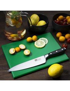 Hygiplas HDPE snijplank groen | 300x225x12mm | Groenten en fruit