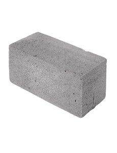 Jantex Grillsteen van puimsteen | 15x7.5xH7.5 cm.