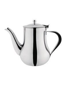 Olympia Arabische RVS koffiekan 1 liter | Anti-lektuit