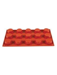 Pavoni Pavoni Formaflex siliconen bakvorm 15 petit-fours