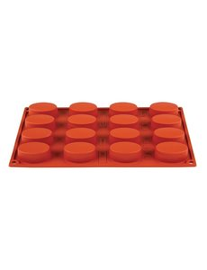 Pavoni Pavoni Formaflex siliconen bakvorm 16 ovalen