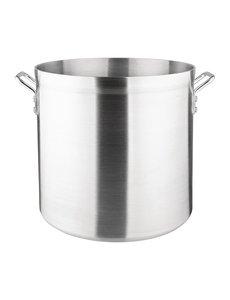 Vogue Aluminium  kookpan hoog | 37.8 liter | Ø 37 cm.