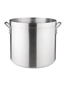 Vogue Aluminium  kookpan hoog | 47.2 liter | Ø 40 cm.