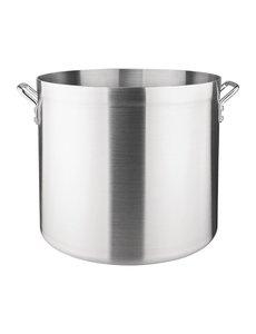 Vogue Aluminium  kookpan hoog | 56,7 liter | Ø 44 cm.