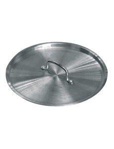 Vogue Aluminium deksel voor kookpan | Ø 23.5cm