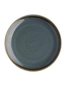 Olympia Kiln coupe borden blauw Ø23cm | 6 stuks