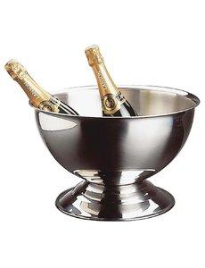 APS Champagne bowl RVS 13.5 liter | Ø37xH24cm.