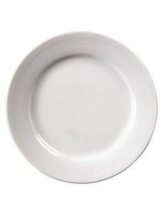 Olympia Linear borden met brede rand Ø20cm   12 stuks
