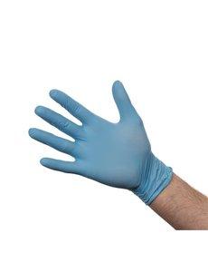 Handschoenen Blauw Poedervrij 100 stuks | Keuze uit 4 maten