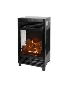 Eurom Terrasverwarmer op Gas Veranda Heater |  Gas | Propaan en Butaangas | 500x400x(H)870mm
