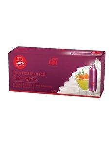 ISI Slagroompatronen 50 stuks | voor ISI slagroomapparaten | Ø1,7x(H)6,5cm