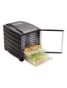 Buffalo Droogoven Voedseldroger | 10 lades | 35°C tot 70°C | 800W/230V | 36,2x48x(H)41,5cm