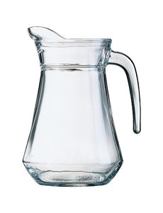 Arcoroc Glazen Kan 1,3 Liter | Per 6 stuks