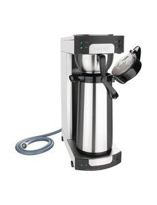 Buffalo Koffiezetapparaat met RVS Isoleerkan 2,3 Liter   230V1900W   20,5x20,5x(H)56,5cm