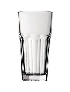 Utopia Casablanca Longdrinkglazen 28,5cl | Gehard glas | Ø7,3x(H)14cm | Per 12 stuks