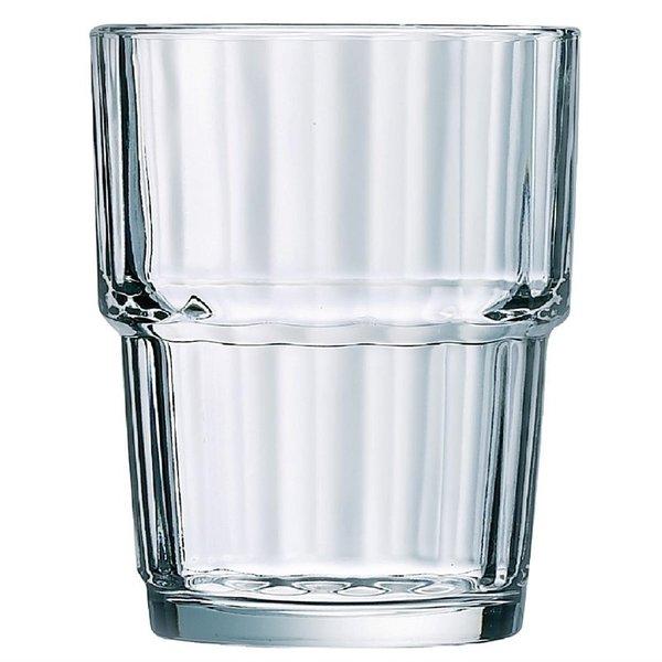 Arcoroc Arcoroc Norvege stapelbare glazen 25cl | Gehard glas | 6 stuks