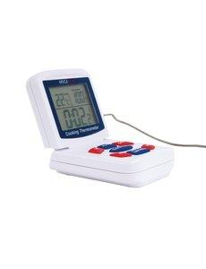 Hygiplas Digitale oventhermometer | 0°C tot +300°C | 6,7x2,2x(H)13,1cm