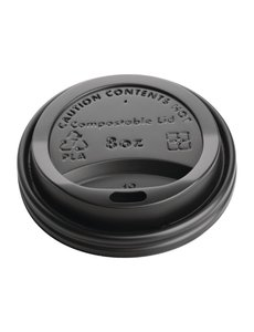 Fiesta Green Composteerbare deksels voor 23cl koffiebekers | 1000 stuks