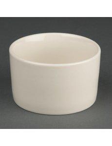 Olympia Ivory eigentijdse ramekins 20cl. | Ø9xH5.5cm | 12 stuks