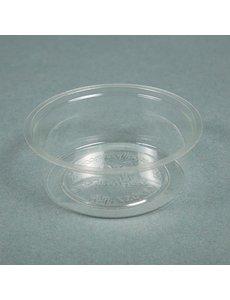 Vegware Composteerbare deksel voor 5,7cl portiebakjes | Ø7.3cm. | 2000 stuks