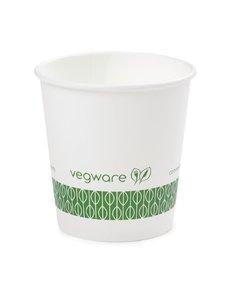 Vegware Composteerbare espressobekers 11,3cl | 1000 stuks