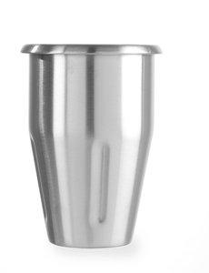 Hendi Beker voor milkshaker - roestvast staal