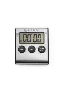 Hendi Digitale keukenwekker - 65x70x(H)17mm