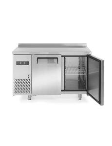 Arktic Vrieswerkbank met 2 deuren Kitchen Line 220L - 166 L | -22/-17˚C - 230V / 550W - R600a - 1200x600x(H)850mm