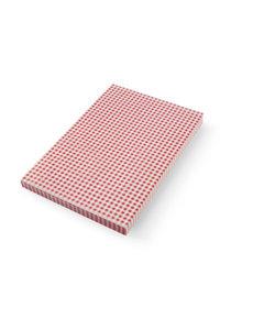Hendi Vetbestendig papier placemat - 500 st. - ruit patroon - 500 st. - 420x275mm