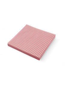 Hendi Vetbestendig papier - 500 st. - ruitjespatroon - 500 st. - 306x305mm